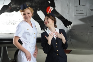 Qantas Uniform 1940s (Photo RDC)