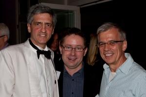 Me, Alan Joyce, Michael Von Reth (2011)