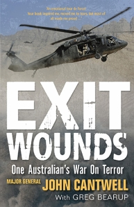 (Exit Wounds by Major General John Cantwell)
