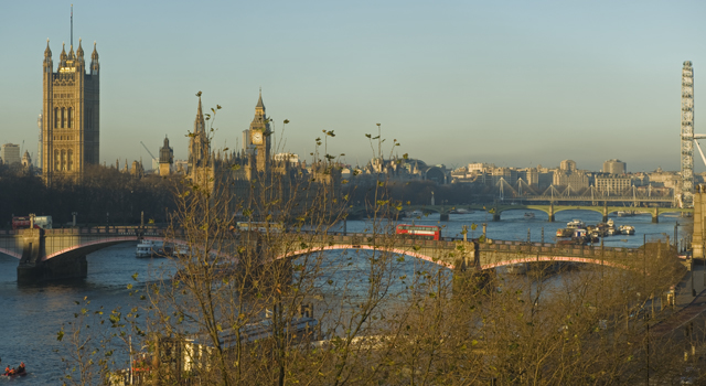 "London (Thames, Westminster and ""Big Ben"") (Courtesy Richard de Crespigny)"