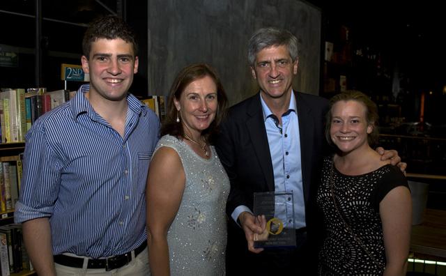 Alex, Coral, Rich, Helen Holman