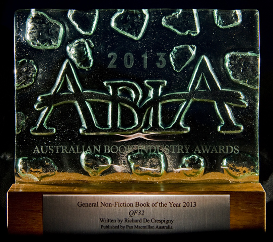 ABIA Award - May 2013