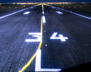 Sydney Runway 34  (Photo Richard de Crespigny)