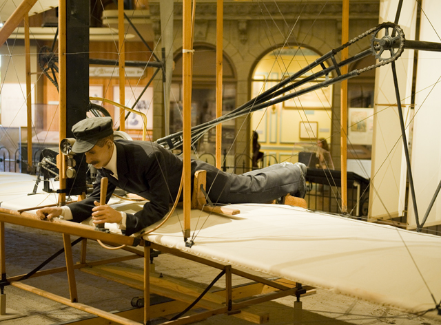 Wright Flyer (Photo RDC)