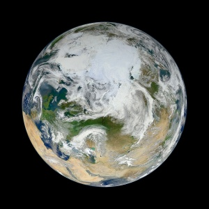 Blue Marble (Photo: NASA)
