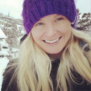 2014 Sochi Paralympic Games skier (slalom & giant slalom) Jess Gallager