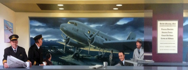 Uiver Cafe, Albury Airport