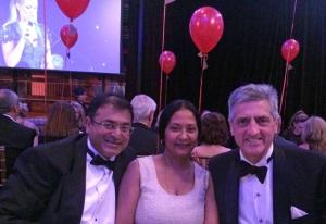 Sanjay and Haima Prakash
