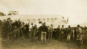 Uiver - Albury 1934