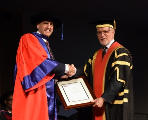 Peter Hayes: Deputy Chancellor of Charles Sturt University