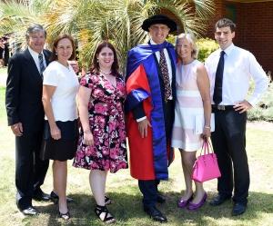 Dad, Coral, Sophia, me, Mariea (WSM), Alex