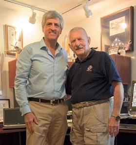 My honour to meet and interview the NASA legend Gene Kranz