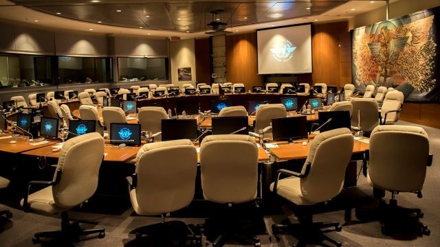 ICAO Air Navigation Commission Chamber