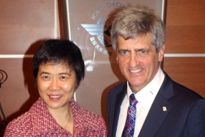 Dr. Fang Liu, Secretary General of ICAO