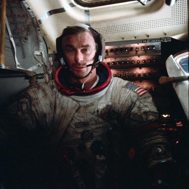 Gene Cernan (NASA)
