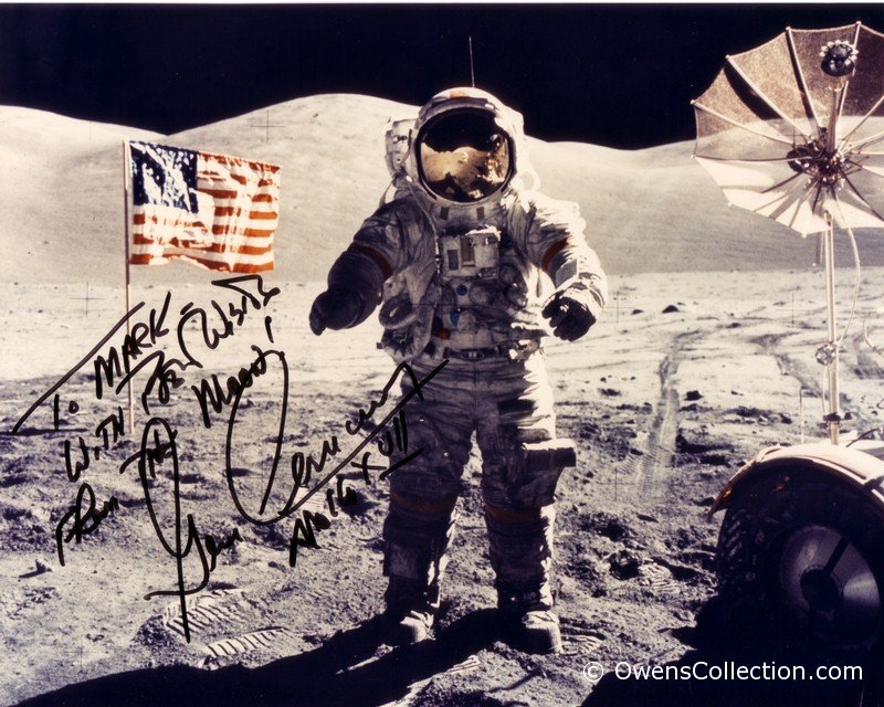 Rest In Peace – Gene Cernan