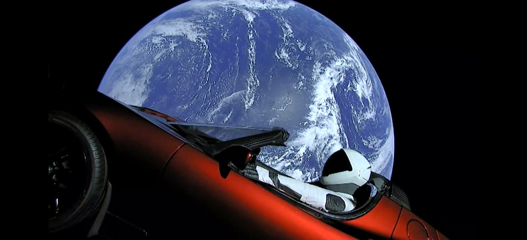 In Honour of SpaceX and Elon Musk